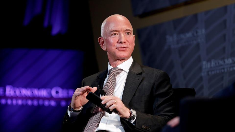 Jeff Bezos Faces Defamation Lawsuit Brought by Girlfriend